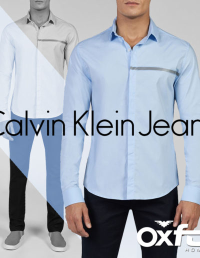 CK Jeans Oxfor 002